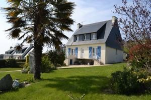 Location vacances Telgruc-sur-Mer -  Maison - 6 personnes - Barbecue - Photo N° 1