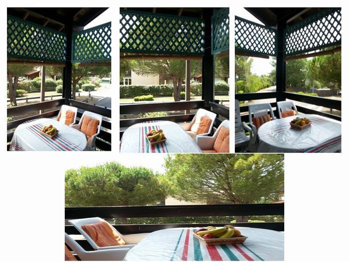 Ferienwohnungen Moliets-et-Maa - Wohnung - 6 Personen - Garten - Foto Nr. 1