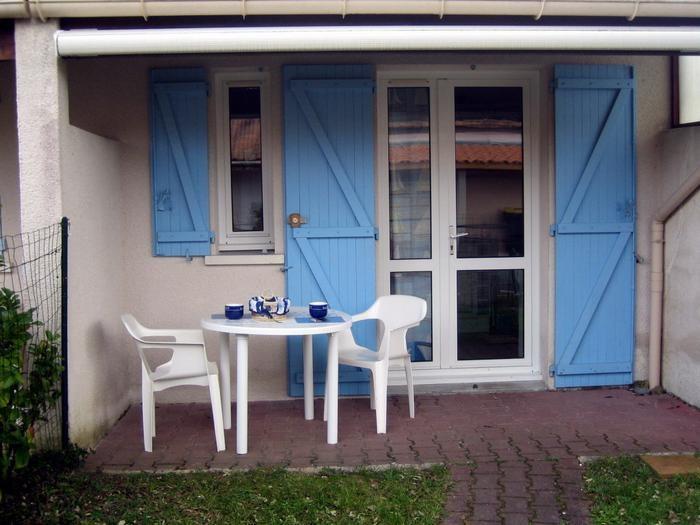Maisonnette dans résidence pour 3 personne(s)