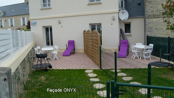 Holiday rentals Asnelles - House - 4 persons - BBQ - Photo N° 1