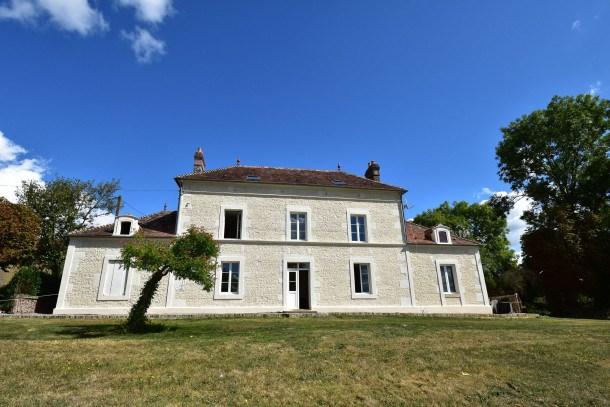 Location vacances Montreuil-la-Cambe -  Maison - 9 personnes - Barbecue - Photo N° 1