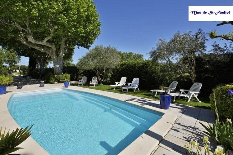 Location vacances Cabannes -  Gite - 3 personnes - Barbecue - Photo N° 1