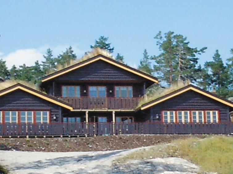Maison pour 17 à Nissedal