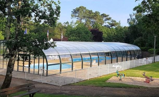 Location vacances Ploemel -  Maison - 7 personnes - Salon de jardin - Photo N° 1