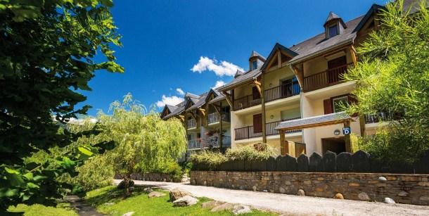 Location vacances Vielle-Aure -  Appartement - 6 personnes - Télévision - Photo N° 1