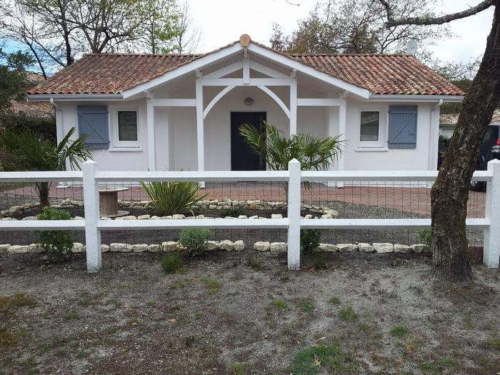Holiday rentals Andernos-les-Bains - House - 5 persons - BBQ - Photo N° 1