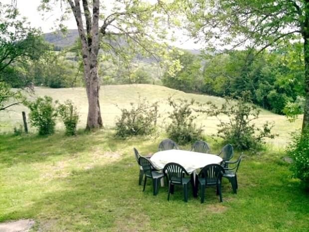 gite rural en Auvergne - Condat