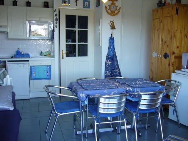 Location vacances Cucq -  Appartement - 4 personnes - Barbecue - Photo N° 1