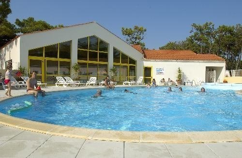 Location vacances Saint-Hilaire-de-Riez -  Maison - 4 personnes - Salon de jardin - Photo N° 1