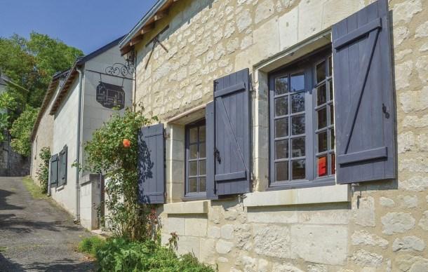 Location vacances Candes-Saint-Martin -  Maison - 7 personnes - Barbecue - Photo N° 1