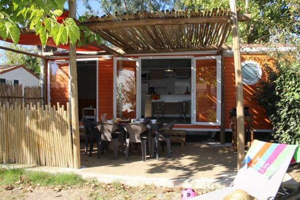 Location vacances Vias -  Maison - 6 personnes - Barbecue - Photo N° 1
