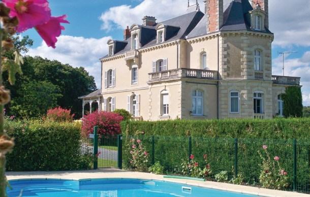 Location vacances Jarzé -  Maison - 6 personnes - Barbecue - Photo N° 1