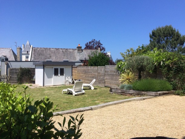 Location vacances Carantec -  Maison - 7 personnes - Barbecue - Photo N° 1