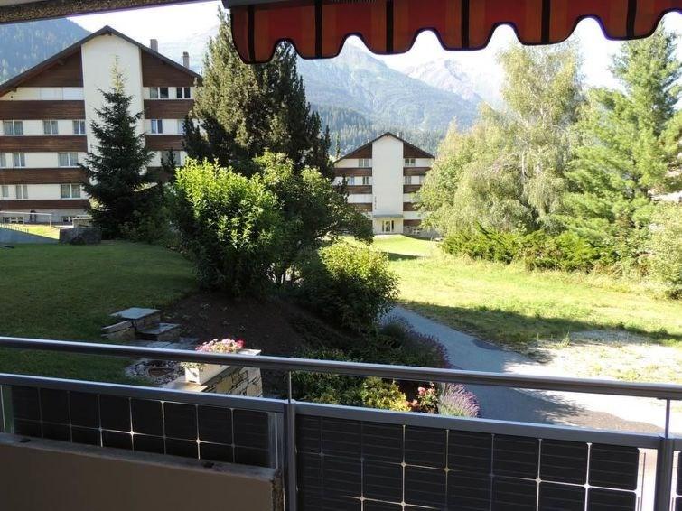 Location vacances Fiesch -  Appartement - 2 personnes -  - Photo N° 1