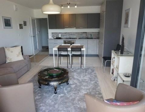 Location vacances Merville-Franceville-Plage -  Appartement - 4 personnes - Télévision - Photo N° 1