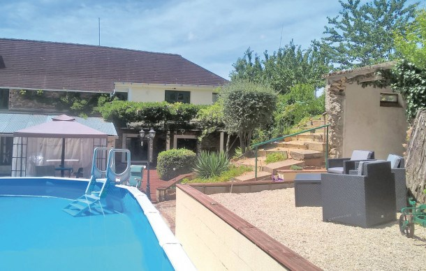 Location vacances La Coquille -  Appartement - 6 personnes - Barbecue - Photo N° 1