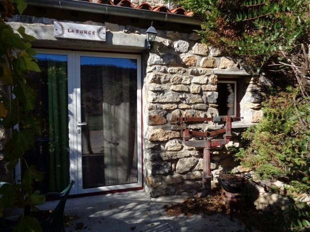 La Forge - Gite pour 2 personnes dans l'Aude - Massac