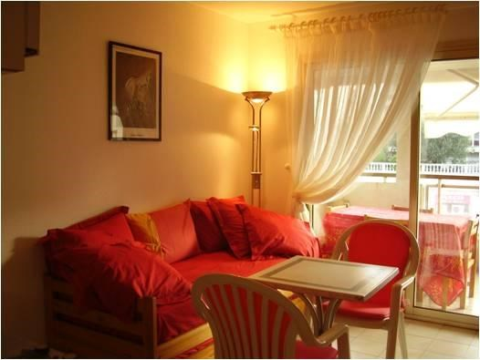 Location vacances Cannes -  Appartement - 3 personnes - Jardin - Photo N° 1