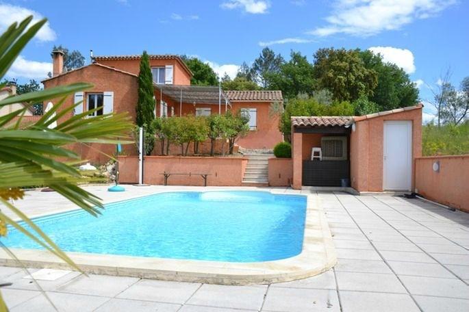 Très belle villa de vacances à Cardet (Languedoc-Roussillon)