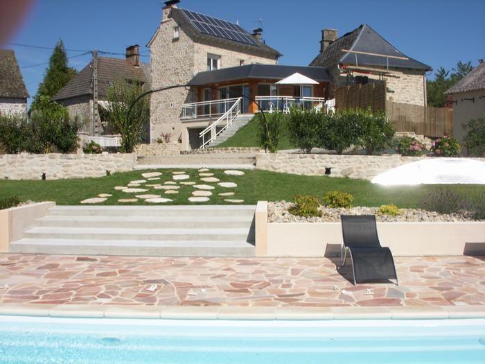 Holiday rentals Servières-le-Château - House - 12 persons - BBQ - Photo N° 1