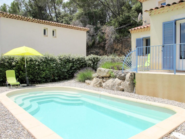 Location vacances Sillans-la-Cascade -  Maison - 6 personnes -  - Photo N° 1