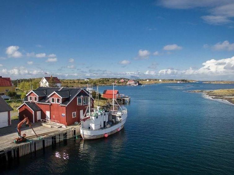 Location vacances Dønna -  Appartement - 5 personnes -  - Photo N° 1