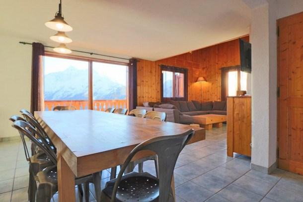Location vacances La Rosière -  Appartement - 13 personnes - Télévision - Photo N° 1
