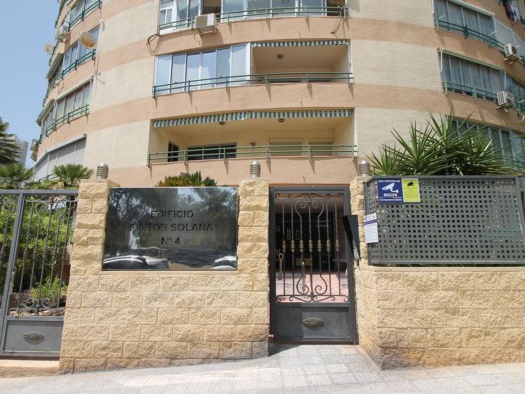 Appartement pour 4 à Benidorm