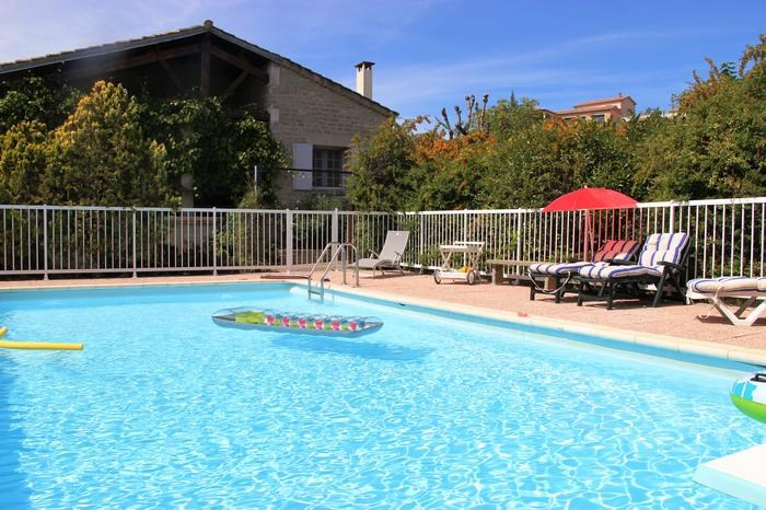 Holiday rentals Saint-Maurice-d'Ardèche - House - 8 persons - BBQ - Photo N° 1