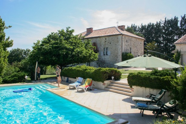Location vacances Saint-Maurin -  Maison - 8 personnes - Barbecue - Photo N° 1