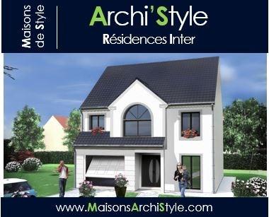 Maison  6 pièces + Terrain 423 m² Cernay-la-Ville par MAISONS ARCHISTYLE GROUPE INTER