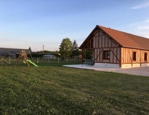 Location vacances Muides-sur-Loire -  Maison - 4 personnes - Barbecue - Photo N° 1
