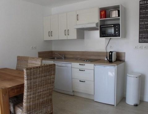 Location vacances Fort-Mahon-Plage -  Appartement - 5 personnes - Télévision - Photo N° 1