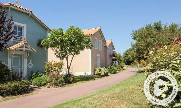 Location vacances Talmont-Saint-Hilaire -  Maison - 8 personnes - Télévision - Photo N° 1
