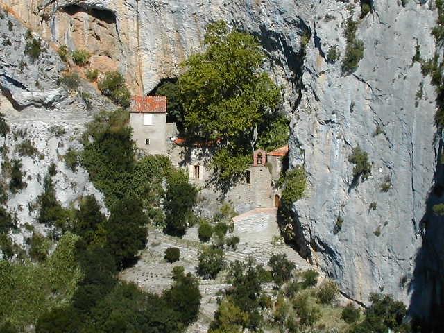 Gorges de Galamus et son Ermitage, canyoning et baignade