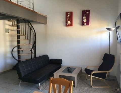 Location vacances Biscarrosse -  Appartement - 6 personnes - Télévision - Photo N° 1
