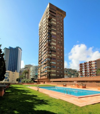 Location vacances Benidorm -  Appartement - 5 personnes - Télévision - Photo N° 1