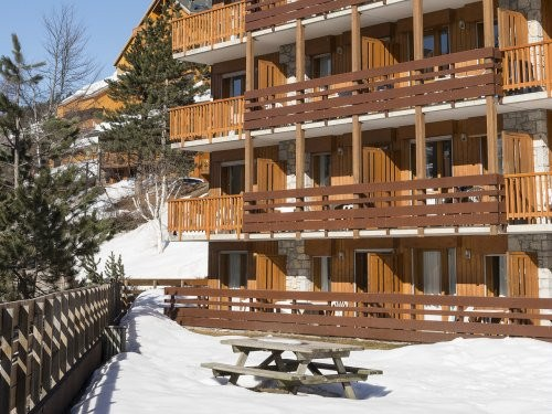 Location vacances Les Allues -  Appartement - 4 personnes - Table de ping-pong - Photo N° 1