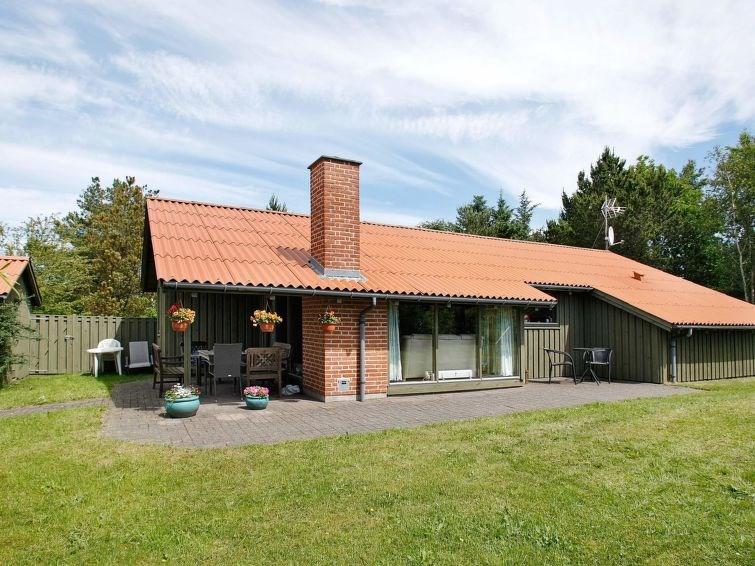 Maison pour 4 personnes à Fjerritslev