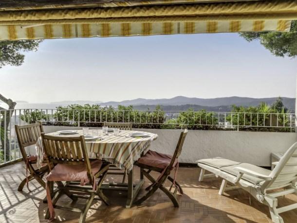 Location vacances Le Lavandou -  Appartement - 4 personnes - Barbecue - Photo N° 1