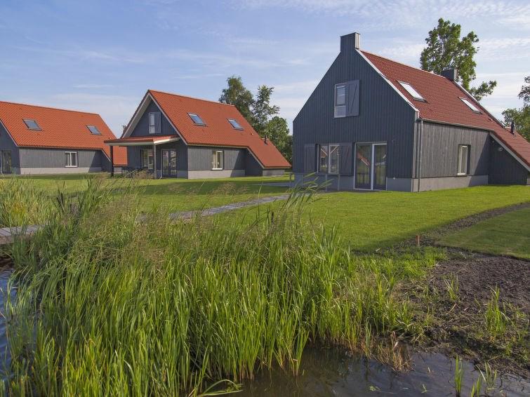Maison pour 4 personnes à Offingawier