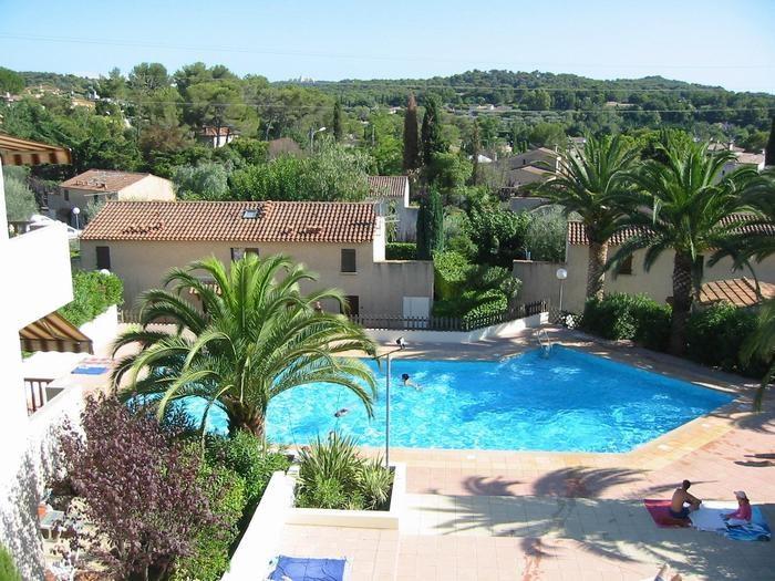 Location vacances Mougins -  Appartement - 4 personnes - Jardin - Photo N° 1