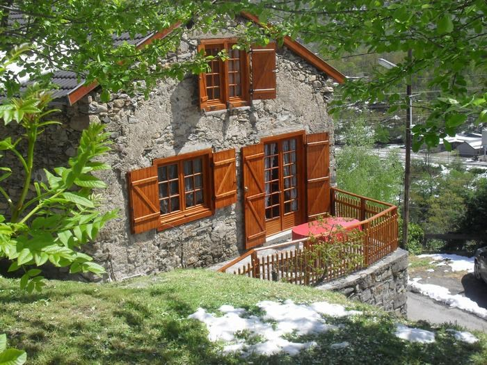 Affitti per le vacanze Ax-les-Thermes - Casa - 6 persone - Barbecue - Foto N° 1