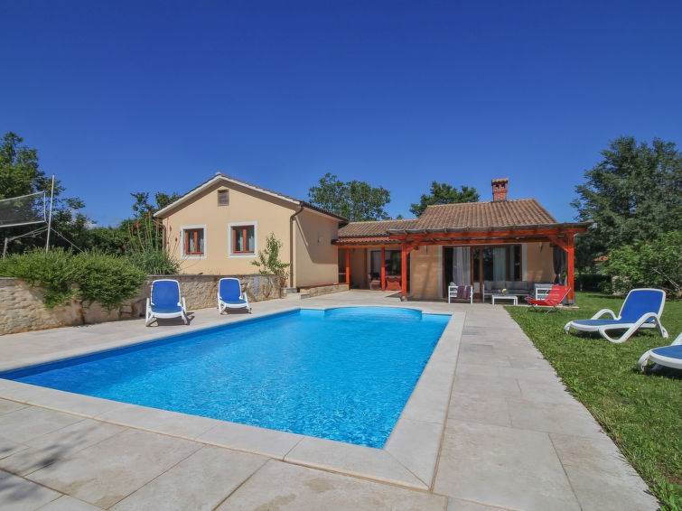 Location vacances Pazin -  Maison - 6 personnes -  - Photo N° 1