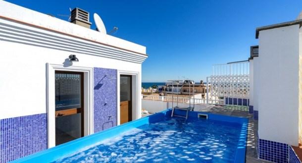 Location vacances Mijas -  Appartement - 6 personnes - Télévision - Photo N° 1