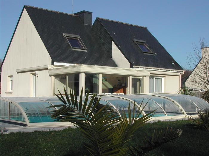 Holiday rentals Clohars-Carnoët - House - 12 persons - BBQ - Photo N° 1