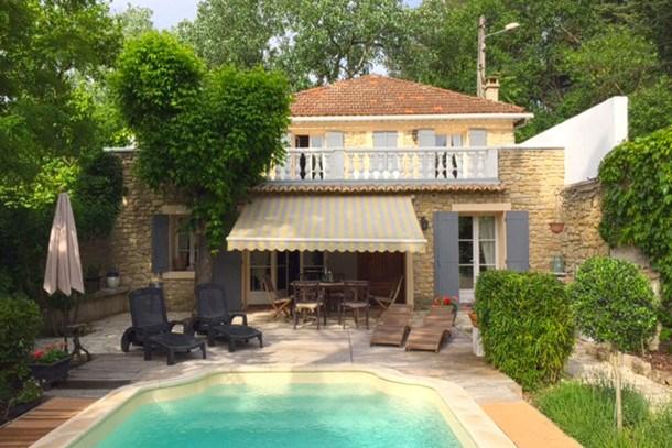 Location vacances Carpentras -  Maison - 6 personnes - Barbecue - Photo N° 1