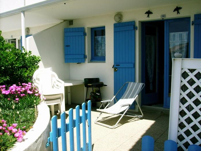 Holiday rentals Noirmoutier-en-l'Île - Apartment - 4 persons - BBQ - Photo N° 1
