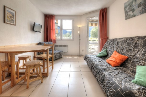 Location vacances Briançon -  Appartement - 4 personnes - Ascenseur - Photo N° 1
