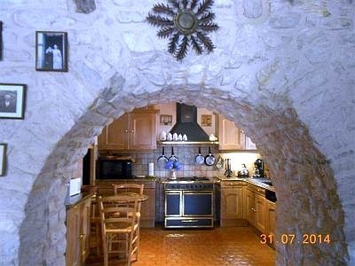 Location vacances Saint-Rome-de-Dolan -  Gite - 8 personnes - Barbecue - Photo N° 1